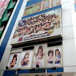 S2 maidreamin promo in Tokyo in Akihabara, Tokyo, Japan