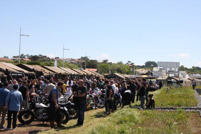 Rencontre moto biarritz