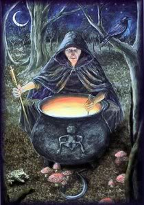 Cailleach Bheur, Gods And Goddesses 8