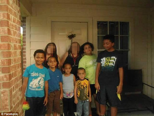 That's So Gangsta!: Family Of Eight Executed By Burglar