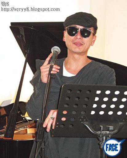 Bosco要進軍樂壇,唱埋歌收 11萬,可謂大家有著數。《蘋果日報》圖片