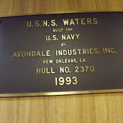 USNS Waters Tour