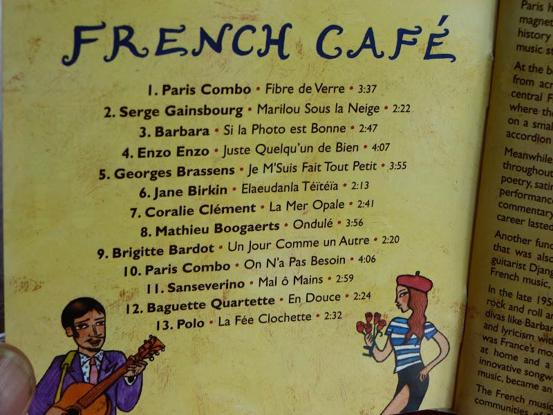 MO FA CAFFE ROOM  Et on écoute de bonnes chansons, cela change de la guimauve Taïwanaise...