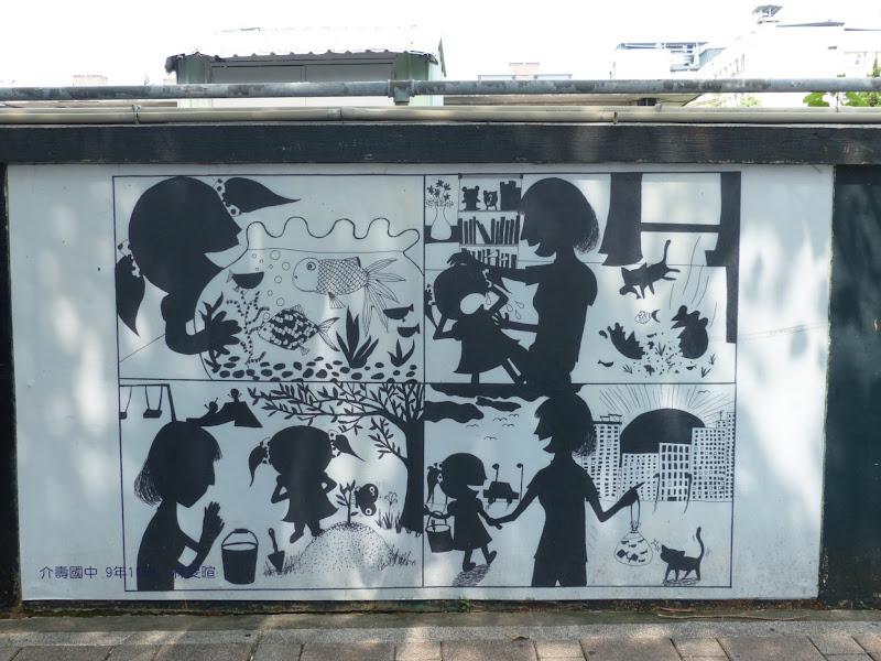 Taipei. Modélisme davions et Street art - P1250781.JPG