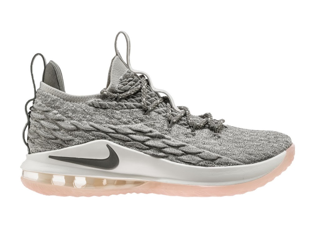 best service 22d9e 8696e Nike LeBron 15 Low Light Bone Release Date ...