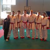 1. kolo ligy Karate 2014