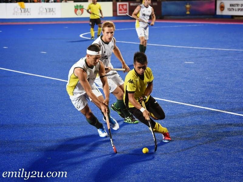 Sultan Azlan Shah hockey