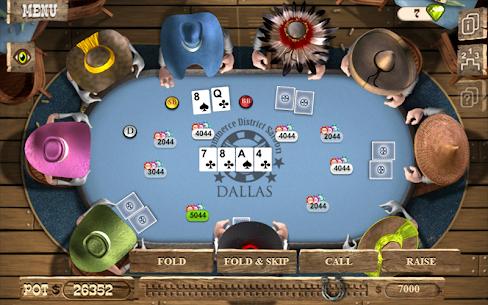 Governor of Poker 2 Mod Apk – OFFLINE POKER GAME 5
