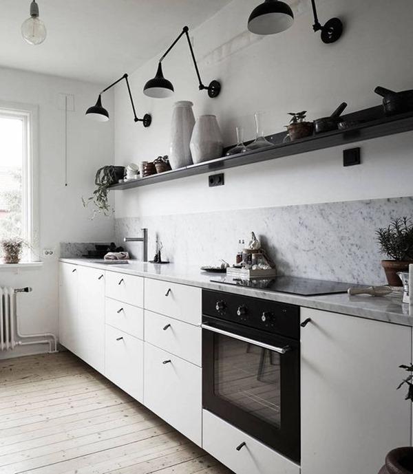 cucina_in_linea_bianca_nera
