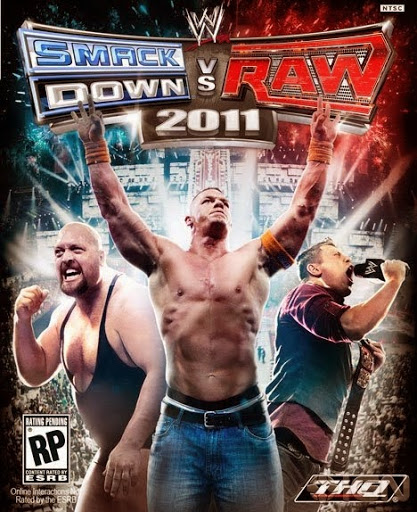 WWE Smack Down VS RAW 2011 PPSSPP Iso