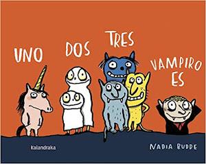 Uno, dos, tres, vampiiro es de Kalandraka