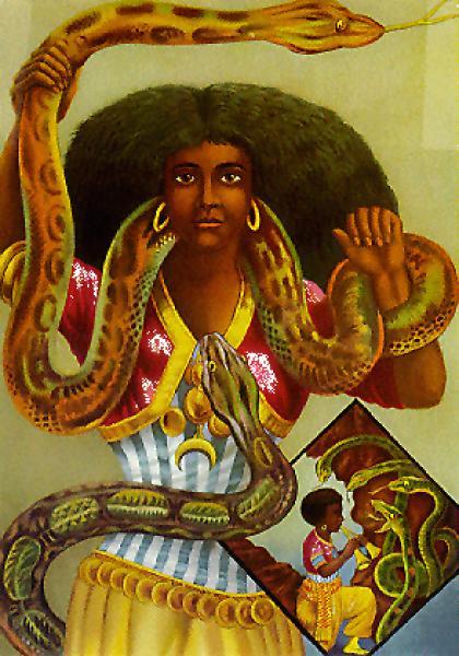 Mami Wata, Gods And Goddesses 6
