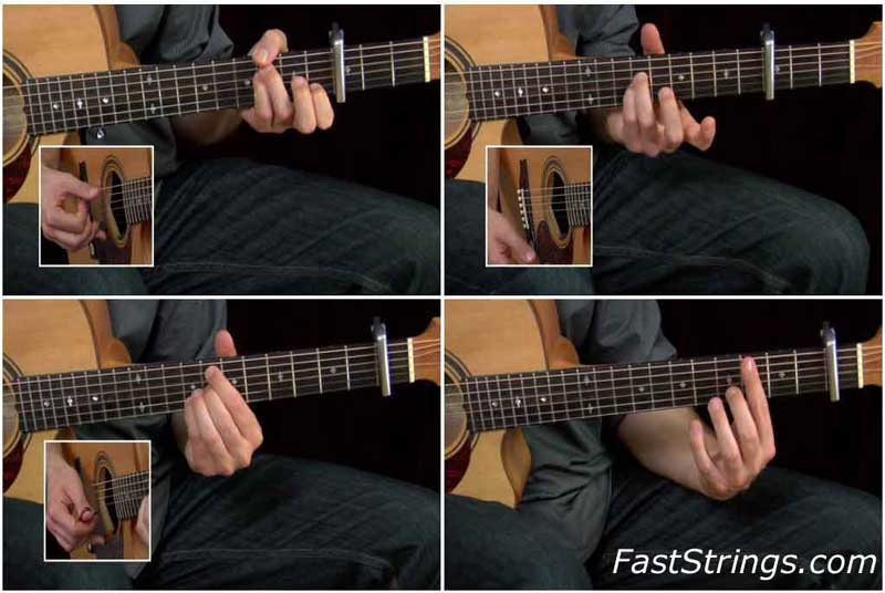 Adam Rafferty - How To Play The Jackson Five for Solo Fingerstyle