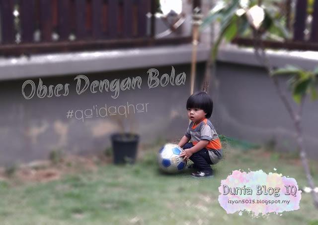 Obses Dengan Bola #qaidaqhar