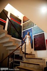 Foto 0514. Marcadores: 29/10/2010, Casamento Fabiana e Guilherme, Fotos de Vestido, Glorinha Pires Rebelo, Rio de Janeiro, Vestido, Vestido de Noiva