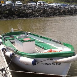 Foynes Island Club Boat