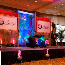 2012 - Fantasy Island - Friday Night Welcome Reception