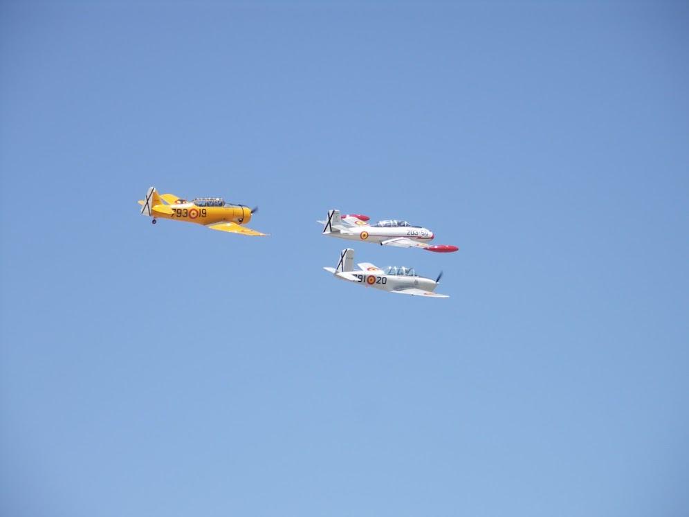 """Exhibición aerea de la Fundación """"Infante de Orleans"""". PICT0473"""