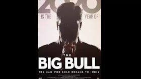 Abhishek Bachchan all sets for The Big Bull