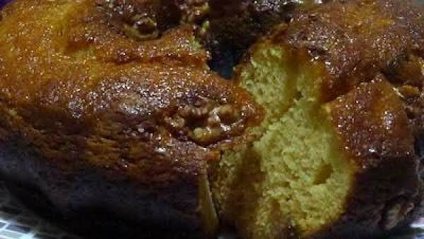 Rum Kahlua Bundt Cake Recipe