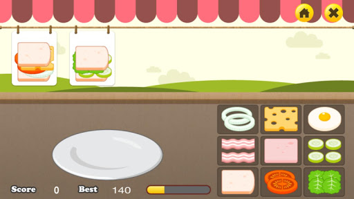 Sandwich Free 1.1.1 screenshots 2