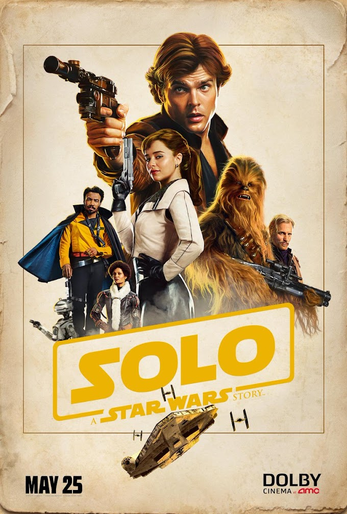 [Movie] Solo: A Star Wars Story (2018)