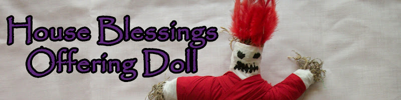House Blessings Offering Doll