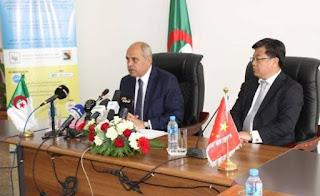 Partenariat : Création d'entreprises mixtes algéro-chinoises