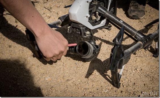 Rally Italia Sardegna drone dji 12