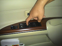 Cara reset power window mobil