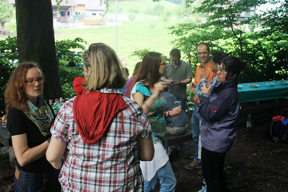 Grillparty vom Samstag, 15.06.2013