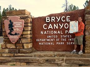 at the incredible Bryce Canyon