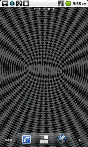 Interfering Circles LWP screenshot 1