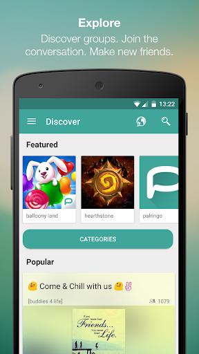 玩通訊App|Palringo Group Messenger免費|APP試玩