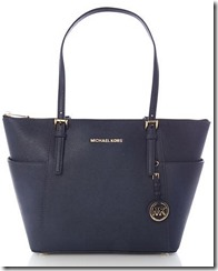 Michael Michael Kors Zip Top Tote Bag