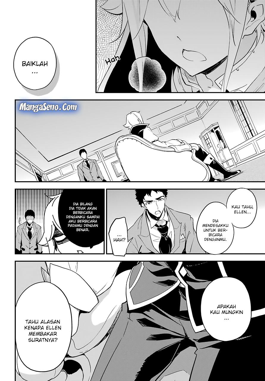 Chichi wa Eiyuu, Haha wa Seirei, Musume no Watashi wa Tenseisha. Chapter 10