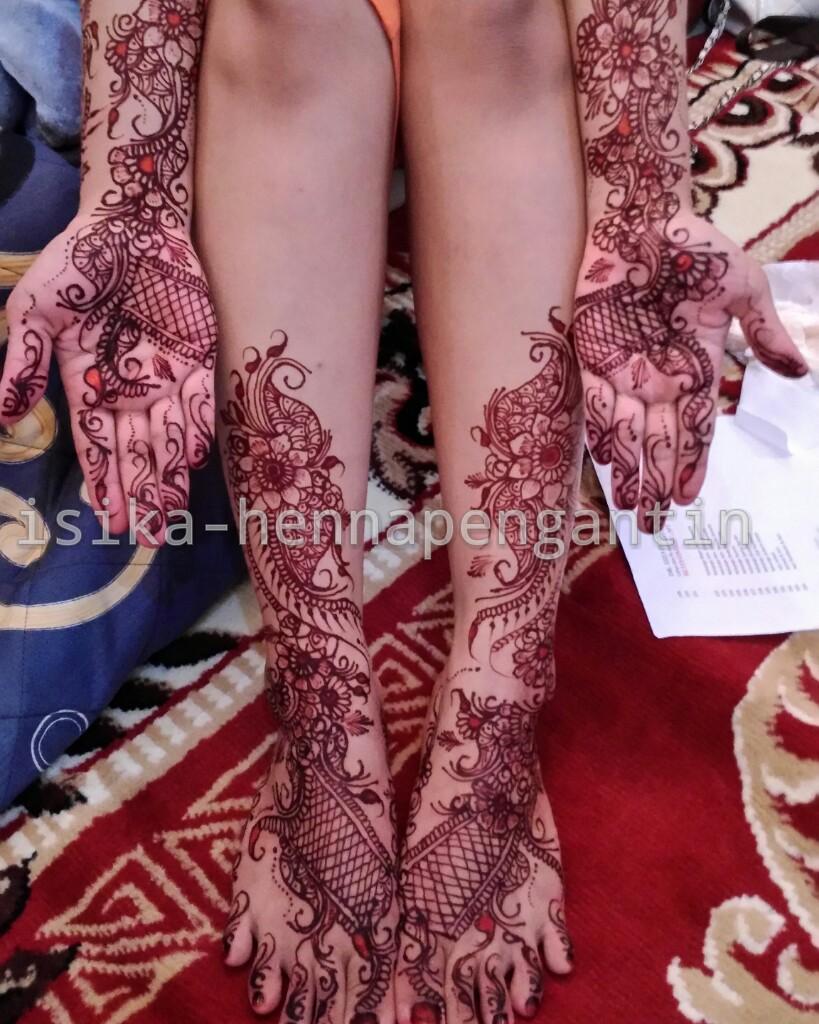 Jasa Henna Pengantin Jakarta
