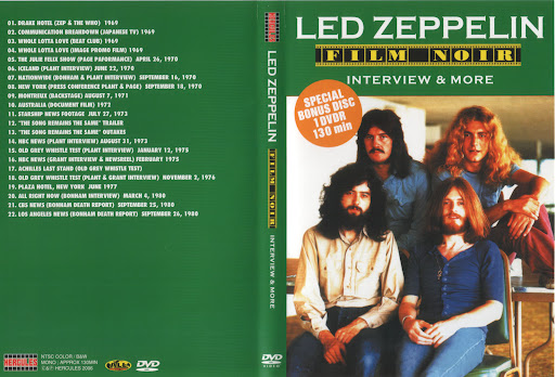 Led Zeppelin - Whole Lotta Love - Stage @ Beat Club (1969)