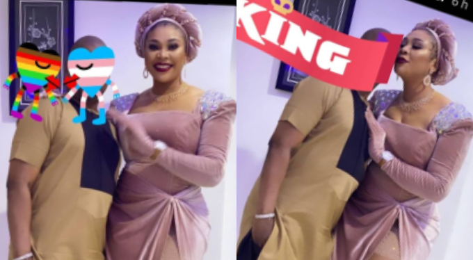 Interior Designer, Ehi Ogbebor Shows Off Her New Man, MC Oluomo, On Instagram