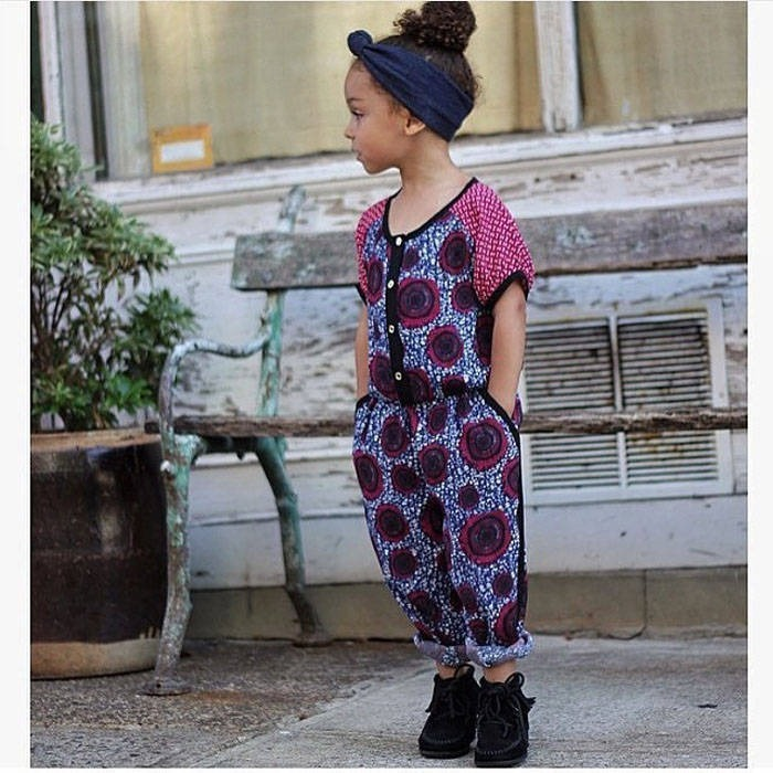 Cute Ankara styles for Kids (2)
