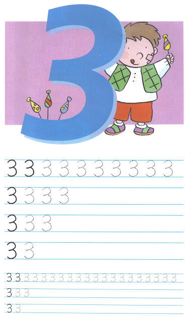 ... on Pinterest | Number tracing, Writing papers and Number worksheets