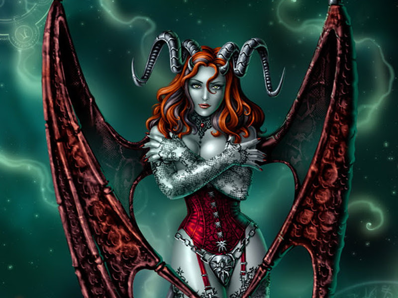 Beauty Demoness, Demonesses