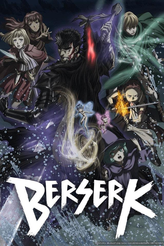 Berserk Season 2