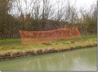5 the collapsing towpath we reported last year
