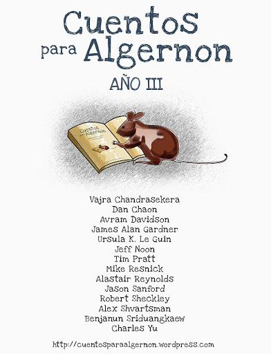 Cuentos para Algernon Año III