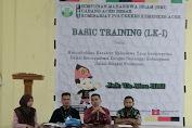 Anggota Komisi II DPR Aceh Bekali Motivasi Kader HMI Poltekkes Aceh