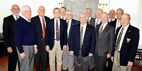 Left to Right: Terry Ryan, Doug Gibson, Jose Sanchez, Jack Jannarone, Gene Manghi, Dan Donaghy, Emery Chase, Bill Byrne, Lee Hewitt, Bob DeLaar, Bill Lehman, Jack Koletty, Russ Campbell