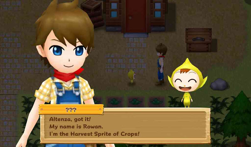 Harvest Moon Light of Hope Gameplay Android