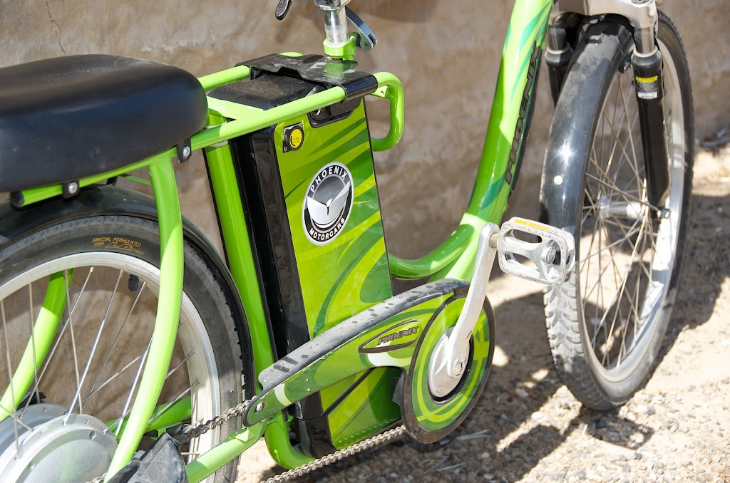 Phoenix electric bike
