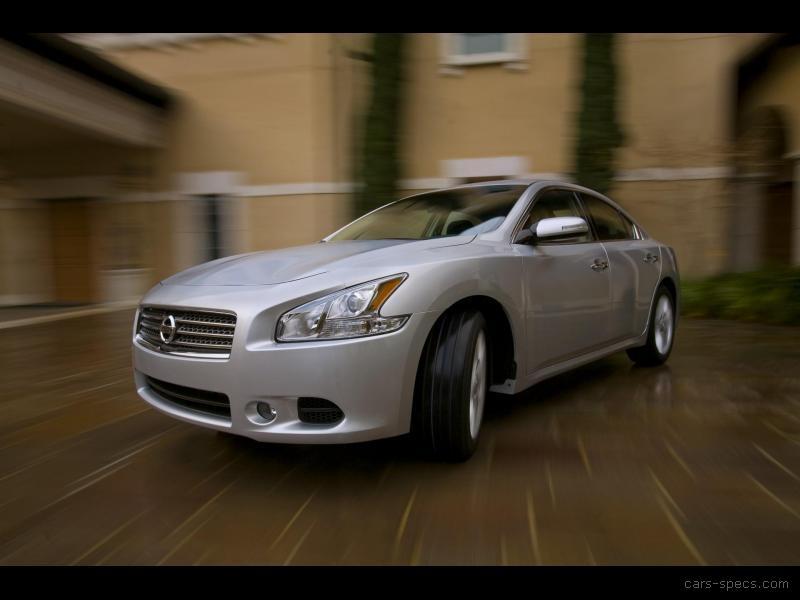 ... 2009 Nissan Maxima 00006 ...
